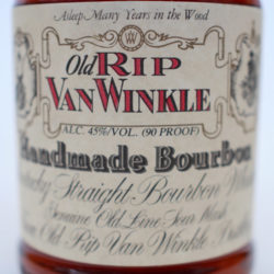 old_rip_van_winkle_10_year_90_proof_bourbon_lawrenceburg_1999_front_label