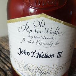 old_rip_van_winkle_11_year_bourbon_1978_front_label
