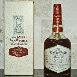 old rip van winkle 11yr bourbon 1978 front
