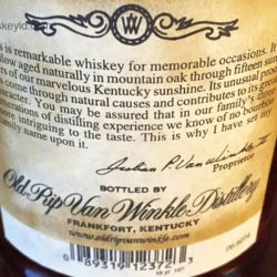 old_rip_van_winkle_15_premier_group_back_label
