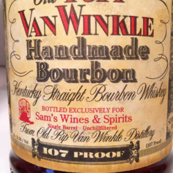 old_rip_van_winkle_15_year_bourbon_sams_wine_spirits_single_barrel_front_label