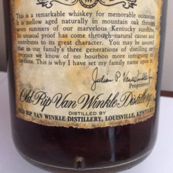 old_rip_van_winkle_7_year_bourbon_1974_back_label