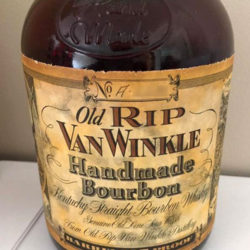old_rip_van_winkle_7_year_bourbon_1974_front_label