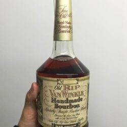 old rip van winkle non age stated bourbon 1990 front
