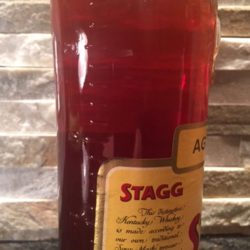 old_stagg_bourbon_8_year_80_proof_1966_side