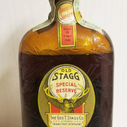 old_stagg_special_reserve_medicinal_pint_1915-1933_front