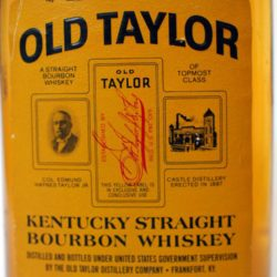 old_taylor_6_year_86_proof_375ml_1986_front_label