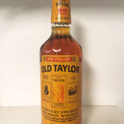 old_taylor_6_year_bourbon_86_proof_1983_front