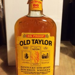 old_taylor_6yr_86_proof_500ml_bourbon_1982_front