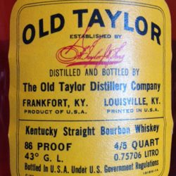 old_taylor_86pf_1973_back_label