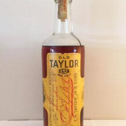 old_taylor_bonded_bourbon_1915-1919_front