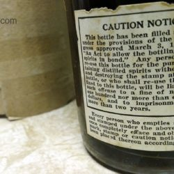 old_taylor_bonded_bourbon_1919_back_label