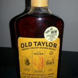 old_taylor_bonded_bourbon_500ml_1979_front
