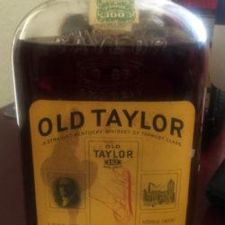 old_taylor_medicinal_pint_1916-1933_front