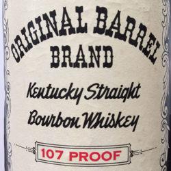 original_barrel_brand_1985_front_label