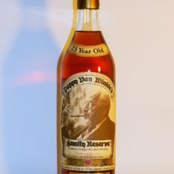pappy van winkle 23 year kentucky barrel society single barrel - front