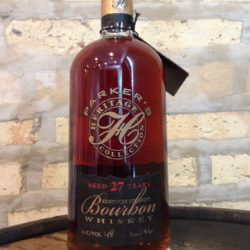 parker's heritage collection 27 year bourbon #2 2008
