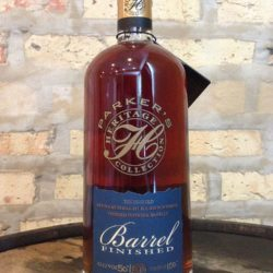 parker's heritage collection bourbon #5 cognac finished - 2011
