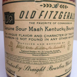 rare_old_fitzgerald_bourbon_bonded_1947-1952_back_label