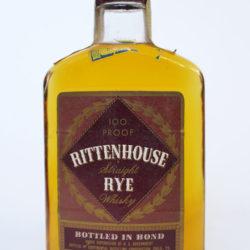 rittenhouse_rye_pennsylvania_bonded_1959_1965_half_pint_front