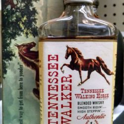 tennessee walker blended whiskey front