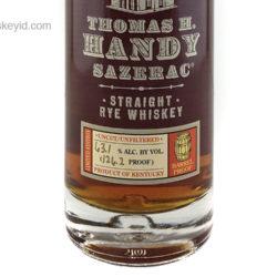 thomas_h_handy_sazerac_rye_2016_label