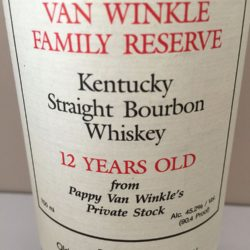van_winkle_family_reserve_12_year_lawrenceburg_red_foil_front_label