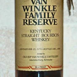 van_winkle_family_reserve_14yr_1984_label