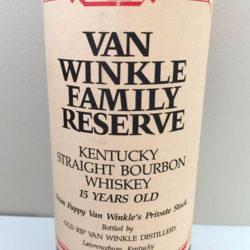 van_winkle_family_reserve_15_year_bourbon_90_proof_foil_top_front_label
