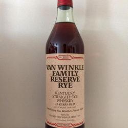 van_winkle_family_reserve_rye_no_letter_1998_front