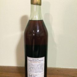 "van winkle selection bourbon - 16 year lot ""h"" - back"