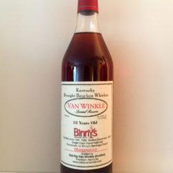 van_winkle_special_reserve_bourbon_18_year_binnys_single_barrel_front