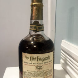very_old_fitzgerald_10_year_bourbon_1951-1961_back