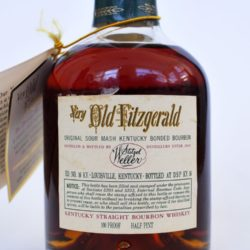 very_old_fitzgerald_8_year_bourbon_half_pint_1968_back_label
