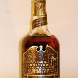 very rare old fitzgerald bourbon front