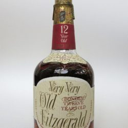 very very old fitzgerald 12year bourbon 1952-1964 front