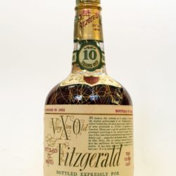 very_xtra_old_fitzgerald_10_bourbon_1965_front