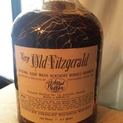 very_xtra_old_fitzgerald_bourbon_1964_back_label