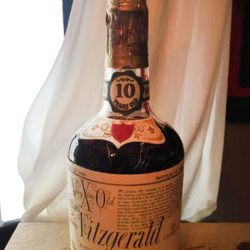 very_xtra_old_fitzgerald_bourbon_1964_front