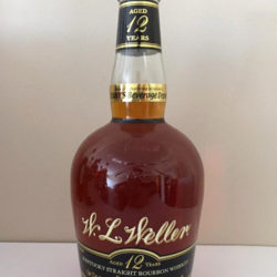weller_12_year_bourbon_binnys_single_barrel_front