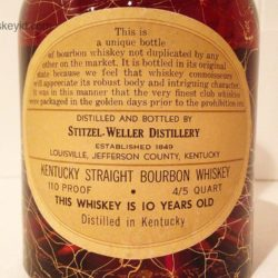 weller_antique_reserve_10_yr_back_label