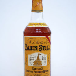 weller_cabin_still_5_year_bourbon_1971_front
