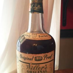 weller_original_5yr_106_proof_bourbon_1951_front