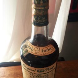 weller_original_5yr_106_proof_bourbon_1951_top