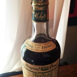 weller_original_7yr_107_proof_bourbon_1964_top
