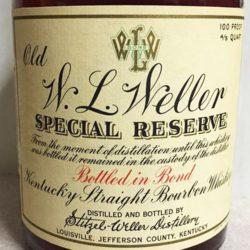 weller_special_reserve_8_bonded_front_label