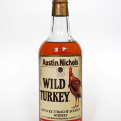wild turkey 8year 101 proof 1988 front