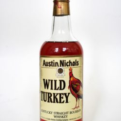 wild turkey 8year 101 proof 1990 front