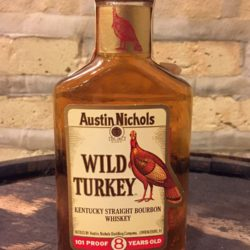 wild_turkey_8_year_200ml_1985_front