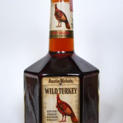 wild_turkey 8yr 101 proof handle 1974 front